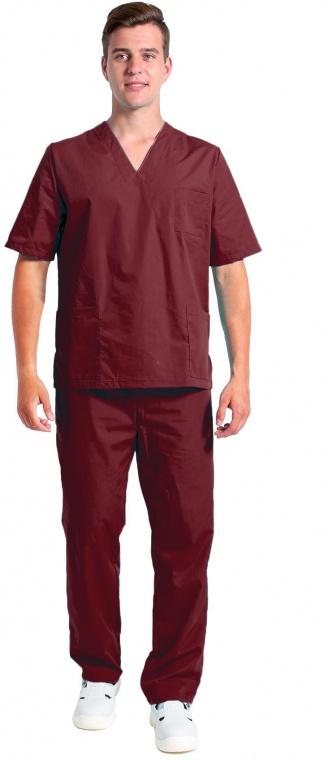 Медицинский мужскойкостюмхирурга