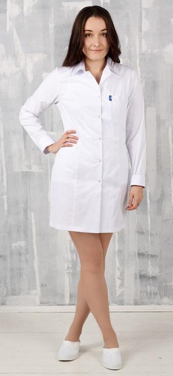 de5756c6faea1 Медицинские женские халаты и платья
