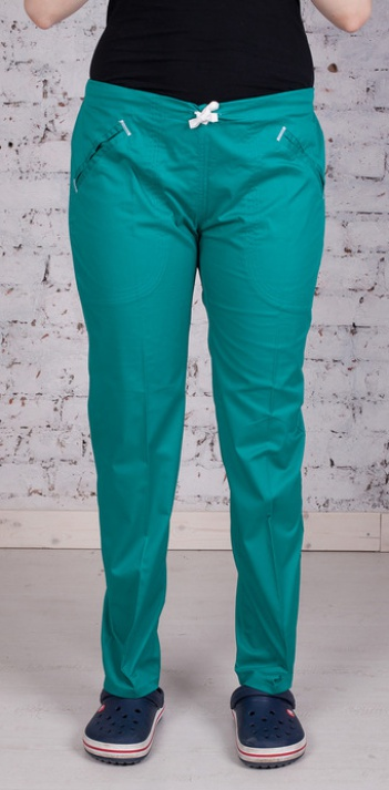 Медицинские брюки женские арт.5230