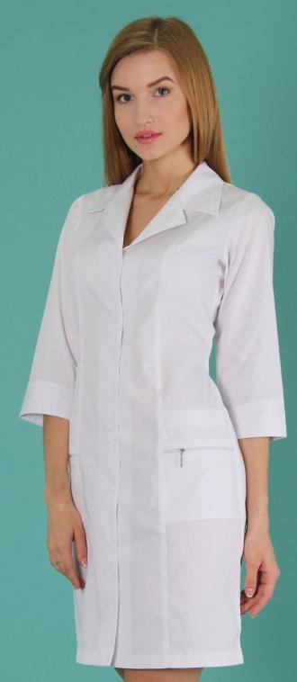 Медицинский халат женский арт. Лютик