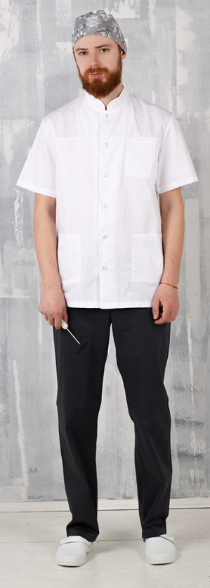 Медицинская мужская блуза, арт: Ординатор
