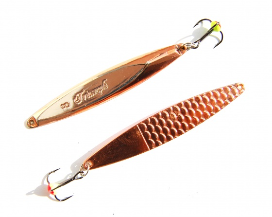 Fishing spoon lure «Triumph»