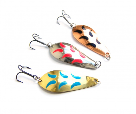 Spoons for summer fishing «ATOM»