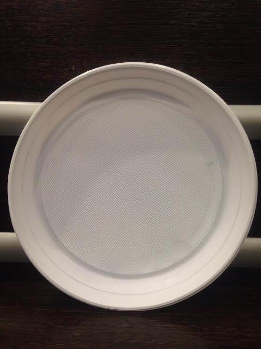 Одноразовый стакан для смузи с крышкой