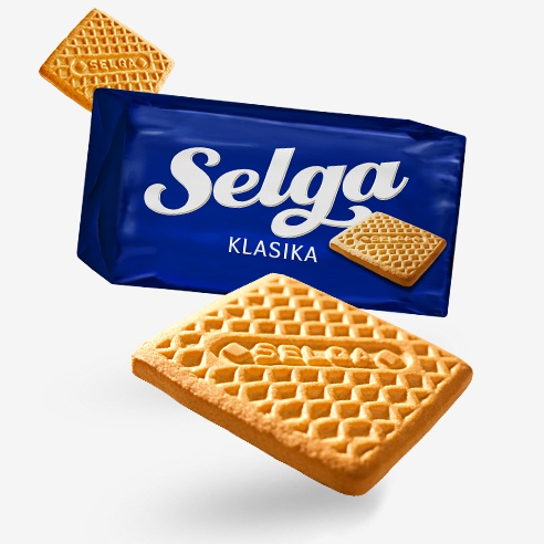 Печенье Selga (Селга) классическое 180г