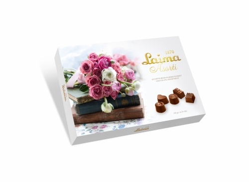 Ассорти шоколадных конфет «Книги» 190г