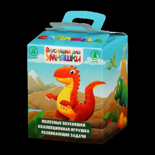 Детский набор «Вкусняшки для умняшки» Динозавр (8 штук по50г)