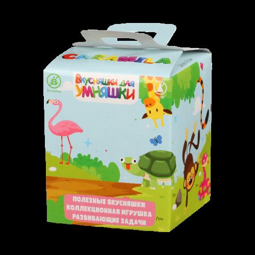 Детский набор «Вкусняшки для умняшки» Зоопарк (8 штук по50г)