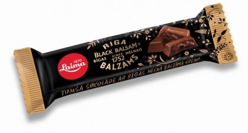 Шоколадтемный сРижским бальзамом 44г