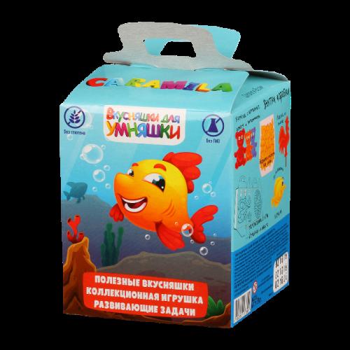 Детский набор «Вкусняшки для умняшки» Рыбки (8 штук по50г)