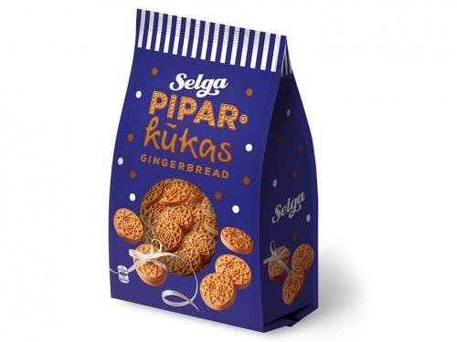 Имбирное печенье «Пипаркукас» 450г