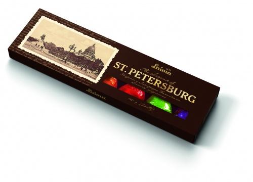 Конфеты сликерными начинками «Прозит» Санкт-Петербург 180г