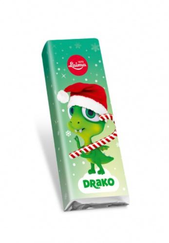 НГМолочный шоколад «Drako» (40 штук по20г)
