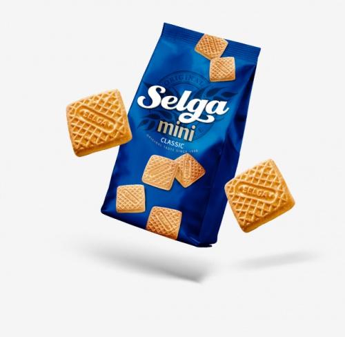 Печенье Selga mini (Селга мини)классическое 250г