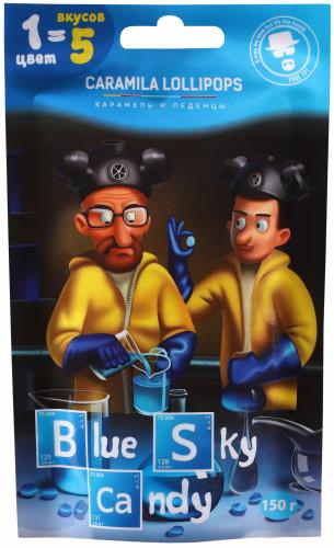 Леденцы «Blue Sky Candy» пакет 150г
