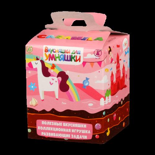Детский набор «Вкусняшки для умняшки» Феи (8 штук по50г)