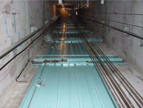 Два пассижирских лифта для МО РФ