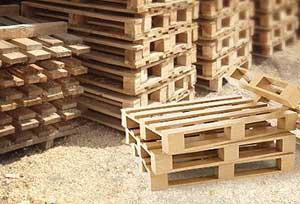 Куплю поддоны: оцените преимущества деревянных поддонов