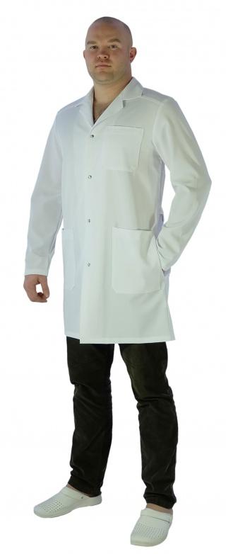 Медицинский халат мужской арт. Профессионал