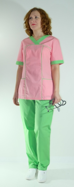 Медицинский костюм женский арт. Азалия