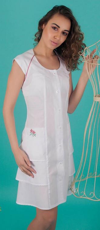 Медицинский халат женский арт. Богиня