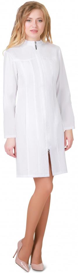Медицинский халат женский арт. М-244 + ПОДАРОК!