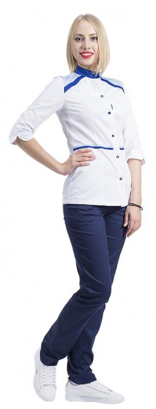 Медицинский костюм женский арт. В-20А/01 + H-50