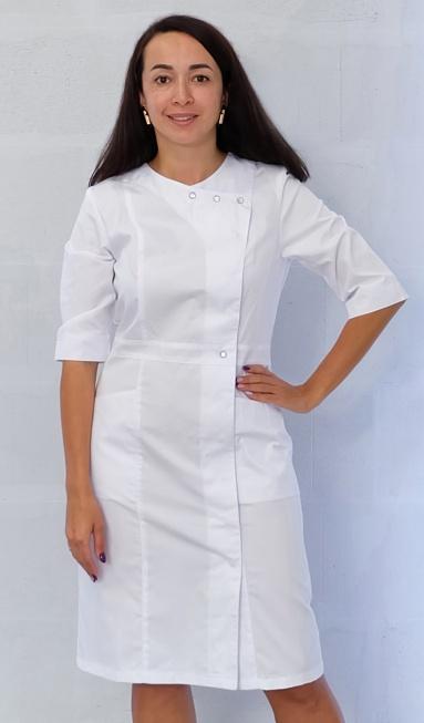 Медицинский халат женский арт. М-278