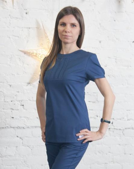 Блуза женская медицинская арт. 5150