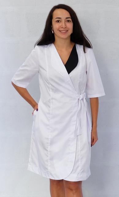 Медицинский халат женский арт. М-285