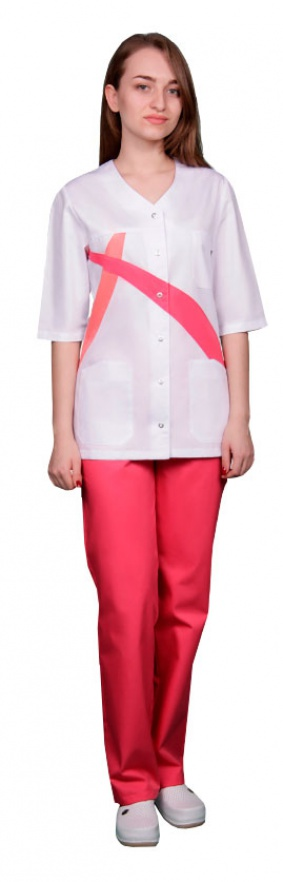 Медицинский костюм женский арт. 471 (0,2653,53)