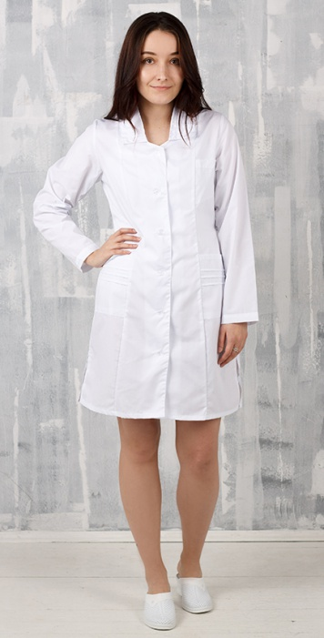 Медицинский женский халат арт. Защип