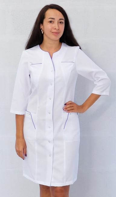 Медицинский халат женский арт. М-242