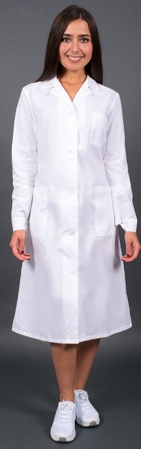 Халат медицинский женский (бязь)