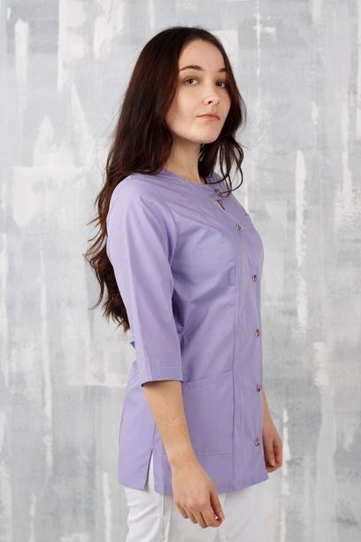 Медицинская блуза арт. Ландыш