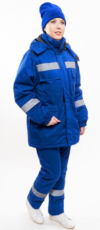 Костюм утепленный арт. Скорая Помощь (куртка/брюки)